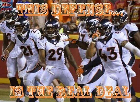 Denver Bronco Defense