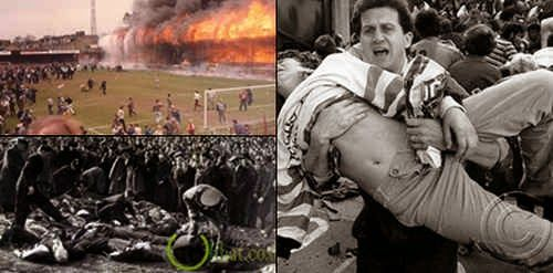 5 Tragedi Mencekam Sepanjang Sejarah Sepakbola