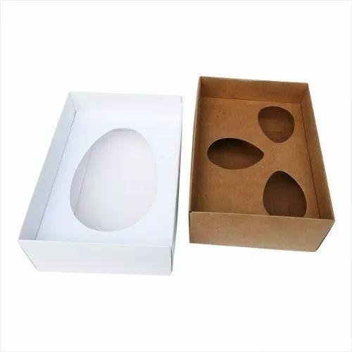 25 caixas p/ ovo de colher - caixas para doces - páscoa
