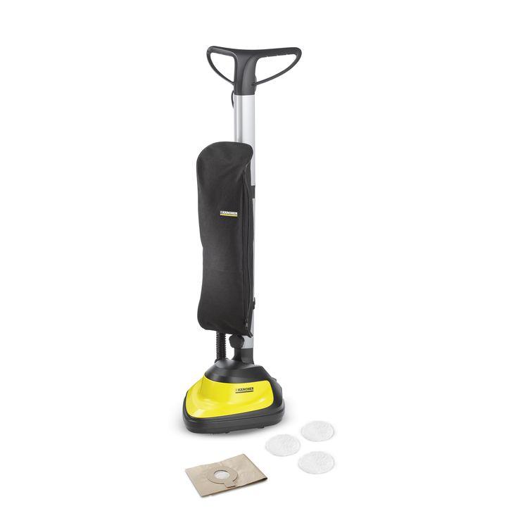 Úgy érzed, felmosás után sem eléggé fényes a padlód? Nem árad belőle a tisztaság érzete? Akkor ismerkedj meg a FP 303 padlófényesítővel és varázsolt tündöklővé otthonodat!
