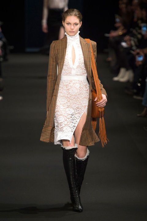 Victorian dressing is a fall must. See our 10 favorite trends to try now: