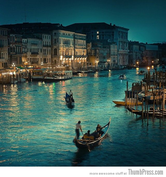 mmm would love to be there ,Venice