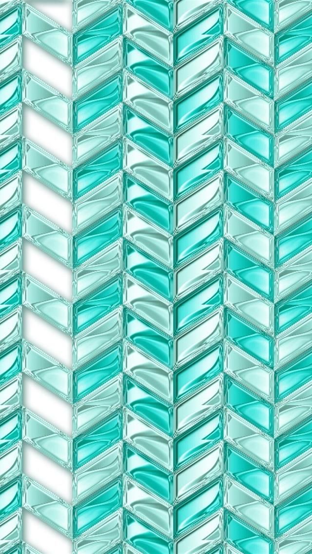 Cute Girly Chevron Wallpapers Aquamarin Glass Iphone 5 Wallpapers Hd Cute Backgrounds
