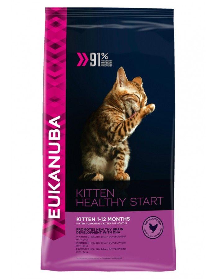 Eukanuba Kitten Healthy Start 10 kg