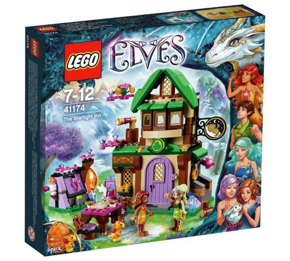 Buy Lego Elves the Starlight Inn at Argos.co.uk - Your Online Shop for LEGO, LEGO and construction toys, Toys.
