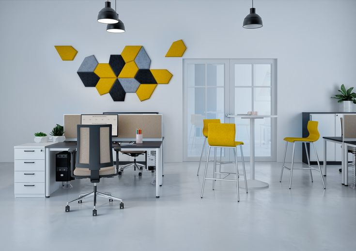 At the fair in Milan we will show e.g. our modern acoustic solutions – light wall panels that offer unlimited arrangement options. Make your interior look more attractive and improve its acoustic properties! #Formo #MakeYourSpace #SalonedelMobile #MilanDesignWeek #Office #OfficeDesign #Furniture #Acoustic #FurnitureDesign