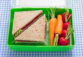 Packed lunches that pack a punch