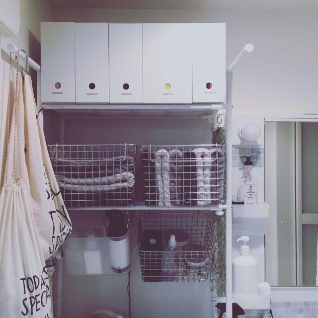 【無印収納計画】豊富なサイズと種類でスッキリ片付く、無印の整理整頓アイデア集 | RoomClip mag | 暮らしとインテリアのwebマガジン