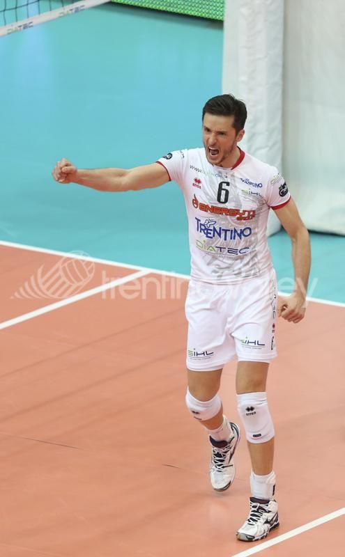 La grinta di Zygadlo #trentinovolley #volley