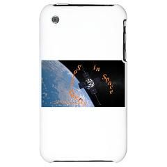 Sunisthefuture-Solar Panels in Space iPhone3 Case at Sunshine Online Store (www.sunisthefuture.com). Simply click on the image twice to get to the store, then select the desired design to order the item. Enjoy!