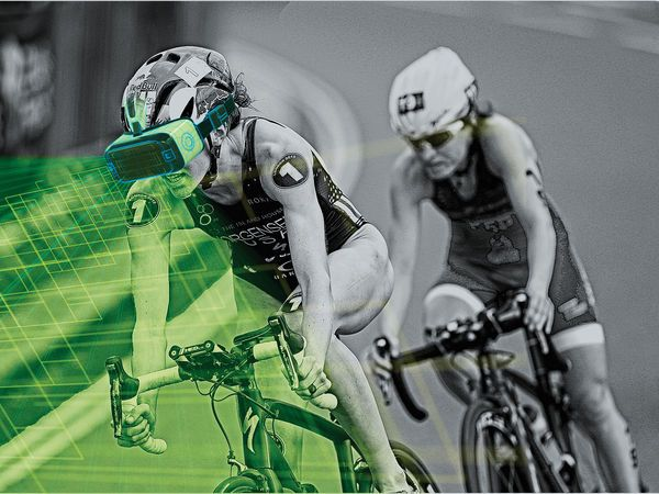 VIRTUAL REALITY TRAINING TURNS OLYMPIC TRIATHLON COURSE INTO MOTOR MEMORY - It helps to know the road before you go
