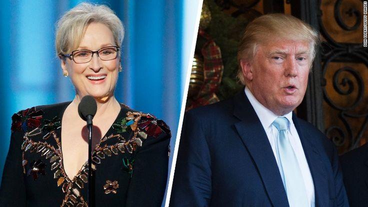 Text of Meryl Streep's Trump speech at the Golden Globes - Jan. 9, 2017  Lauren B Montana
