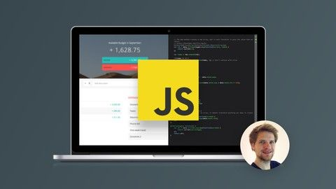 """""""The Complete JavaScript Course: Build a Real-World Project"""" is the most complete JavaScript course available on Udemy. This course is for beginners as well as for advanced JavaScript developer."""