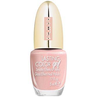 PUPA Lasting Color Gel, Lakier do paznokci, 175 Soft Pink, 5 ml Zapewnia żywy kolor, idealnie gładką powierzchnię i efekt połyskującej tafli szkła