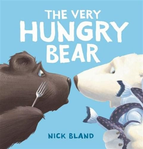 The Very Hungry Bear, tic tac toe game and more ideas