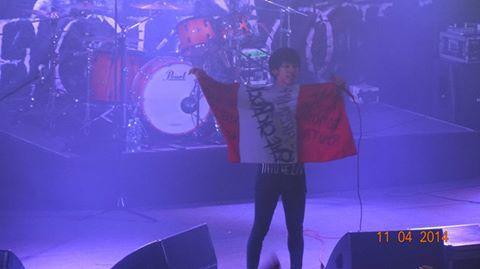 TAKA ONE OK ROCK EN PERU¡¡