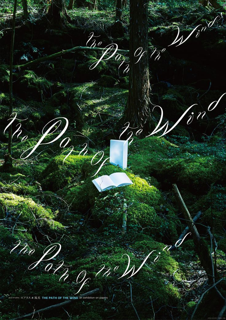the path of the wind - Graphis