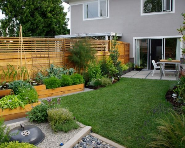 Die besten 25+ Reihenhausgarten Ideen auf Pinterest Terrassen - garten gestalten bilder