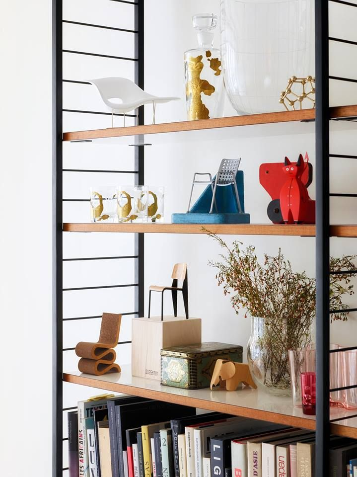 Did you know: The Miniatures Collection of the Vitra Design Museum presents classics of modern furniture history on a 1:6 scale.
