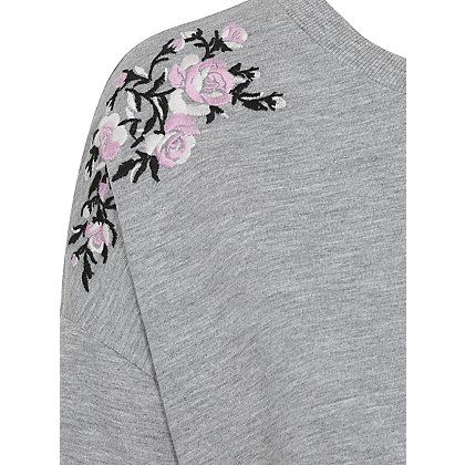 Floral Embroidered Sweatshirt | Women | George at ASDA