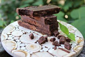 Веганский Нежданчик: Сырой шоколад