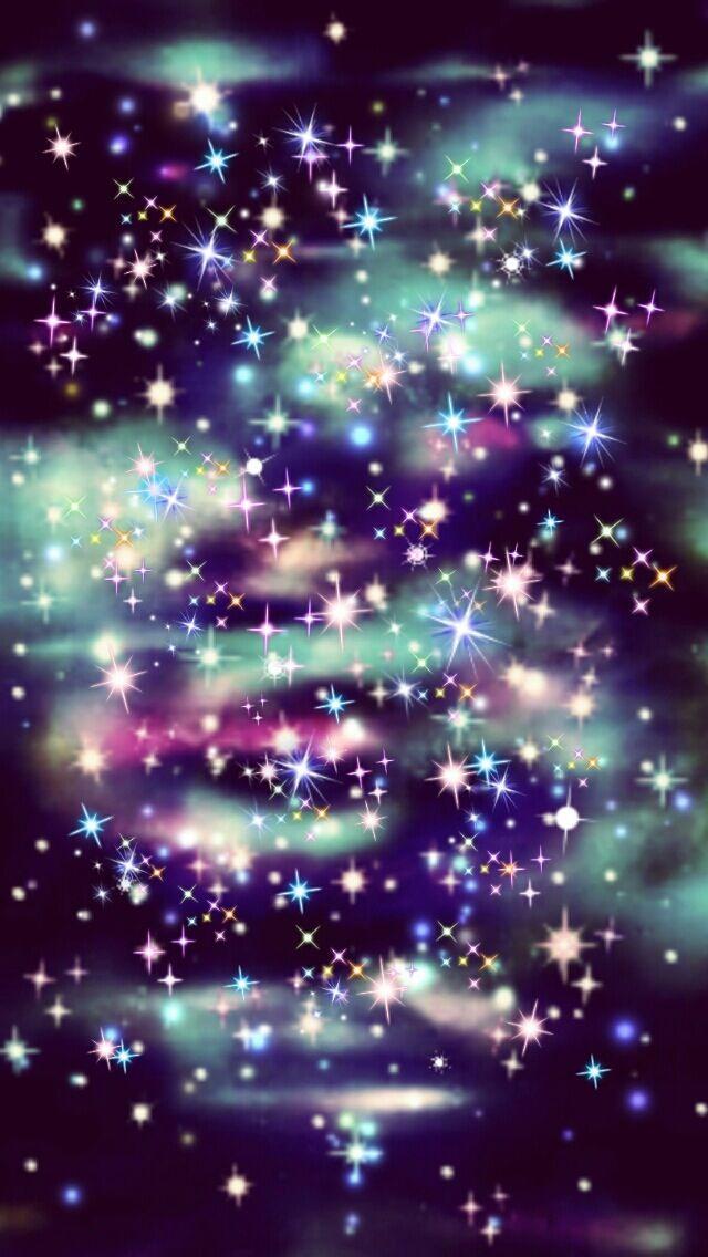 Starry | bling bling wallpaper | Pinterest