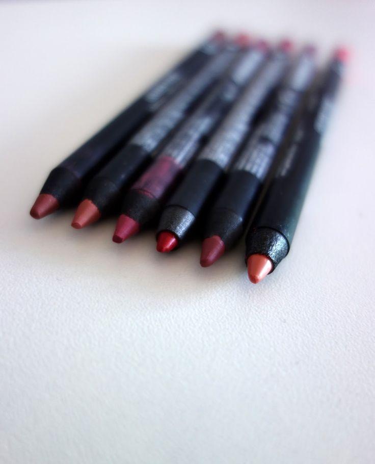 Najlepsze konturówki do ust, czyli seria Dream Lips marki Golden Rose | Recenzja + swatche 6 kolorów