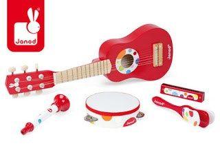 Zestaw instrumentów - Trafiony prezent
