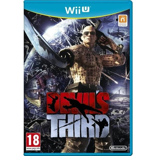 Devils Third Wii U Game | http://gamesactions.com shares #new #latest #videogames #games for #pc #psp #ps3 #wii #xbox #nintendo #3ds