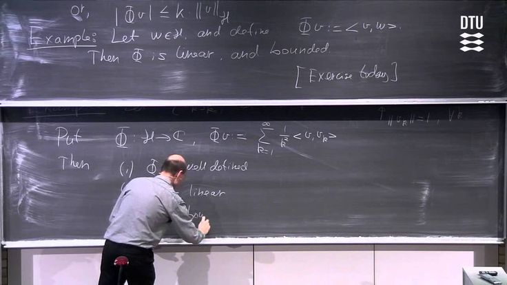 Hilbert Spaces part 2