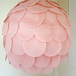 Tissue Paper Lantern- Easy decor & easy DIY! Wonderful idea for when you're…