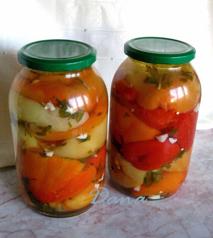 Danina kuhinja: Barena paprika