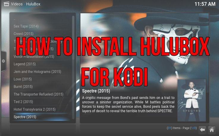How to Install Hulubox For Kodi http://ezkodi.com/kodi/how-to-install-hulubox-for-kodi/