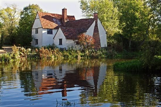 Photo of Flatford Mill