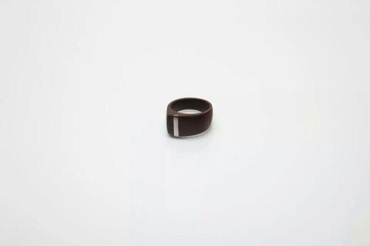 aronn#jewelry#art#wood#ring#design#aron nagybaczoni#