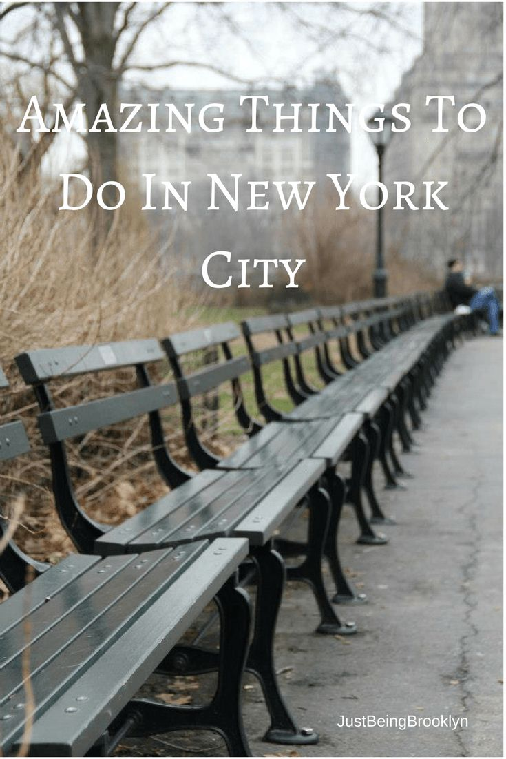 Amazing Things To Do In New York City, NYC, travel, girls trip
