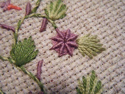 basic stitches » Sarah's Hand Embroidery Tutorials