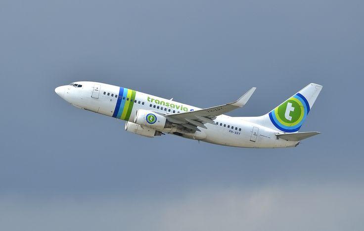 De passagiers van Van Ham Reizen vliegen altijd met Transavia.