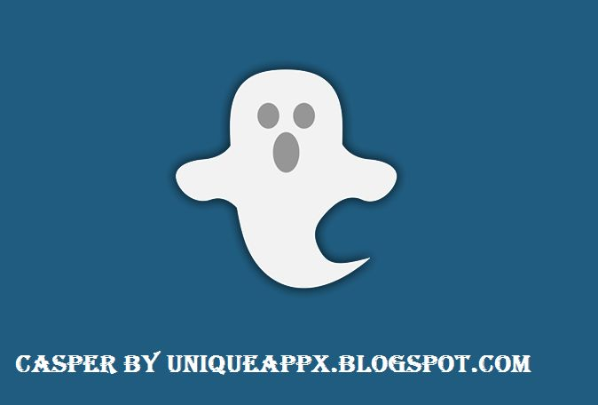 Casper Apk is Here latest http://uniqueappx.blogspot.com/2016/03/casper-1550-apk-is-here-latest.html  #Casper #Android