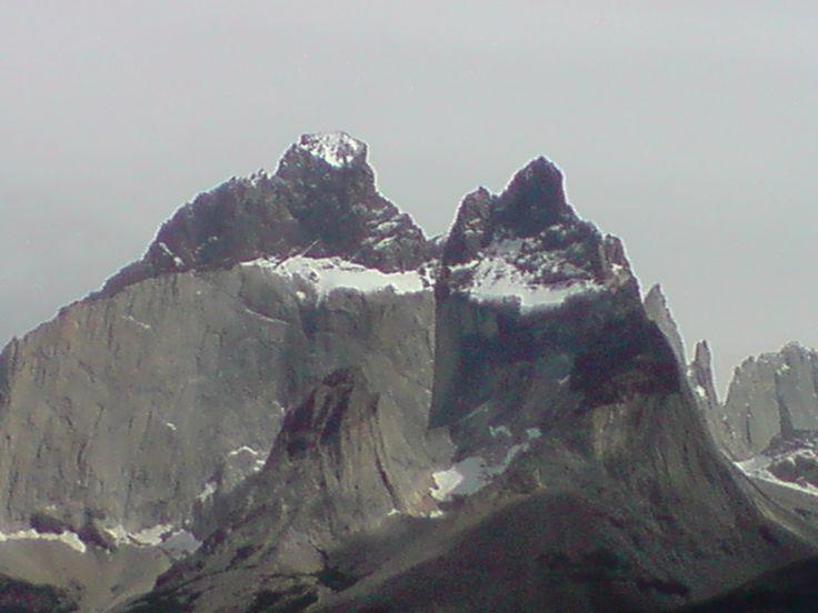 Parque Nacional Torres del Paine, Cuernos del Paine