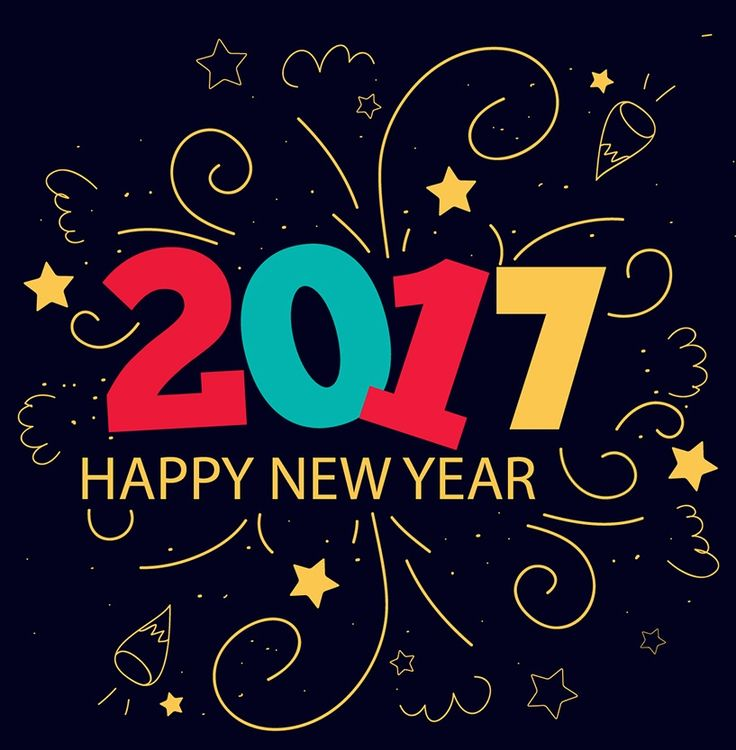 Happy New Year 2017 Quotes: 1000+ Ideas About Happy New Year Greetings On Pinterest