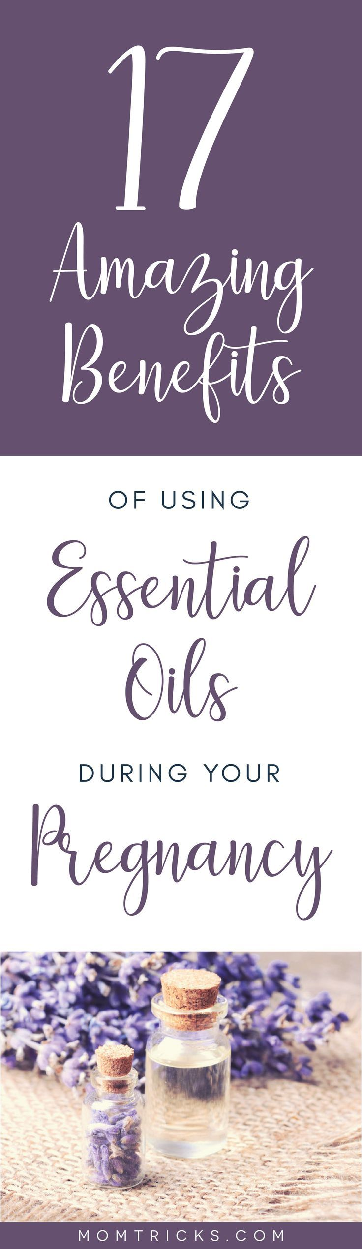 How to safely incorporate essential oils into your pregnancy.