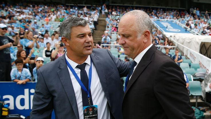 Phil Moss reunites with Graham Arnold at Sydney FC
