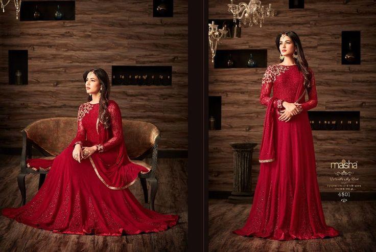 Indian Anarkali Salwar Kameez Bollywood Designer Pakistani Suit Wedding Fancy S #INDIANCULTURE #AnarkaliSalwarkameez