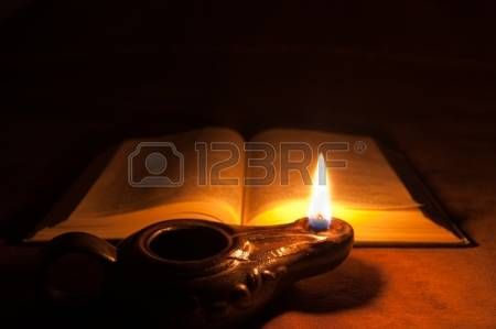 Resultado de imagen para lampara de aceite antigua en israel