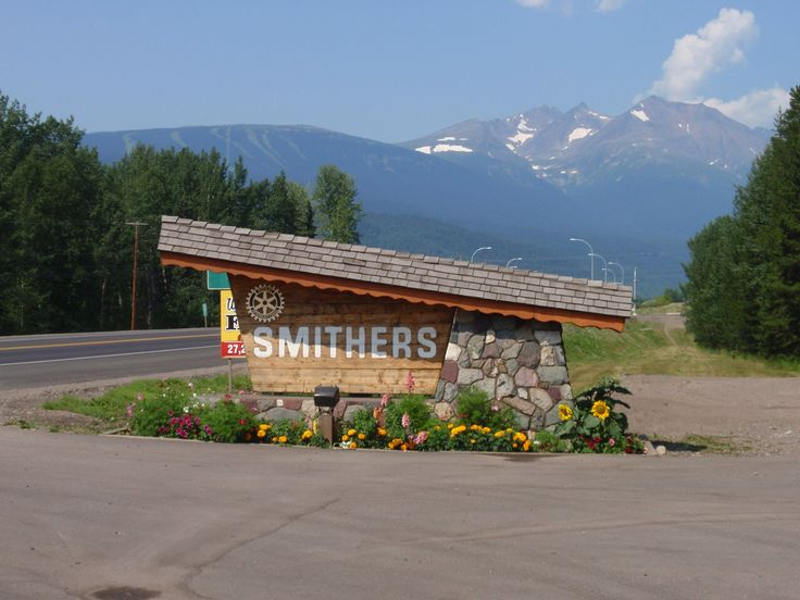 Smithers, BC Canada - location of the next SOAR