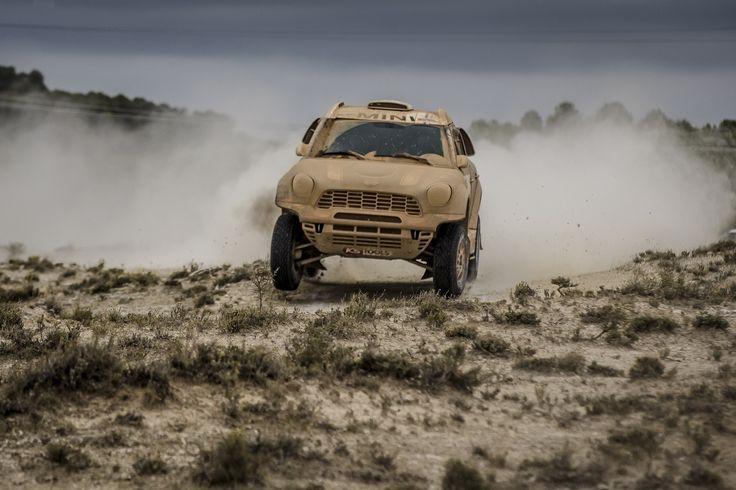 MINI ALL4 Racing #210 - X-Raid Team
