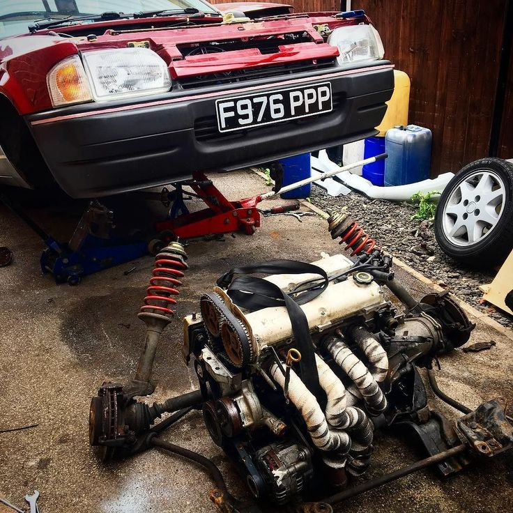 Third time lucky  #fastfords #fastford #fastfordmagazine #ford #orion #4branch #oldschool #classicford #classic #classiccar #classiccars #1989ers #fordorion #mk2 #engine #engineconversion #oldcars