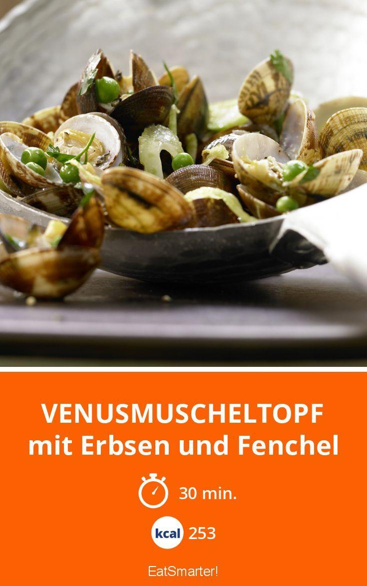 Venusmuscheltopf