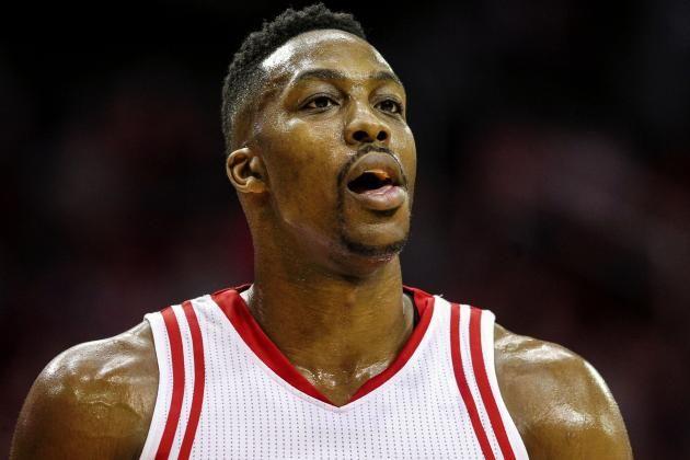 Dwight Howard Trade Rumors: Latest News, Speculation on Rockets Center 2/3/2016